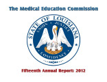 The Medical Education Commission Fifteenth Annual Report