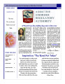 Addictive Disorder Regulatory Authority Newsletter.