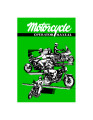 Motorcycle Operator Manual.