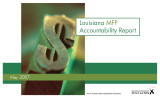 Louisiana MFP accountability report