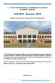 L.E. Fletcher Technical Community College catalog