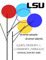 Equity, Diversity, and Community Outreach Annual Report