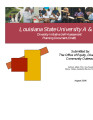 Louisiana State University A and M Diversity Initiative Self-Assessment : Planning Document (Draft)