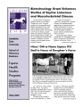 Louisiana State University School of Veterinary Medicine Equine Health Studies Program Quarterly...