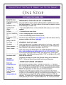 One stop newsletter of the Louisiana State University Paul M. Hebert Law Center Library.