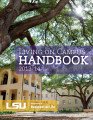 Living on Campus 2013-14 Handbook.