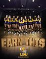 LSU Volleyball 2013 Media Guide