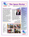The Space Porter : Space Opportunities for Educators and Researchers