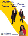 Louisiana labor force diversity data