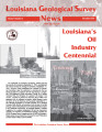 The Louisiana Geological Survey news.