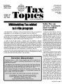Tax topics official weblog of the Louisiana Department of Revenue.