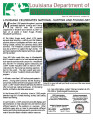 Louisiana Department of Wildlife & Fisheries newsletter