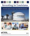 Investing in Louisiana : The Economic Impact of Louisiana's Largest Public Retirement System