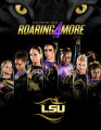LSU Gymnastics Media Guide