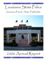Louisiana Division of State Police Insurance Fraud and Auto Theft Unit 2006 Annual Report