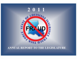 Louisiana Division of State Police Insurance Fraud and Auto Theft Unit 2011 Annual Report