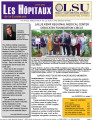 Les hôpitaux de la Louisiane the official newsletter of the LSU Health Care System