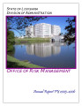 Louisiana Office of Risk Management Annual Report