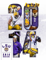 LSU Football Media Guide.