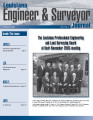 Louisiana Engineer and Surveyor Journal.