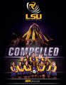 LSU Volleyball 2014 Media Guide