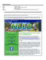 North Lafourche Levee District e-Newsletter