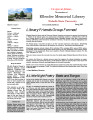 Ce qui se passe-- the newsletter of Ellender Memorial Library, Nicholls State University.