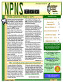 NPNS 411 information of interest for nutritionist, OT/PT's & nurses from the Office for...